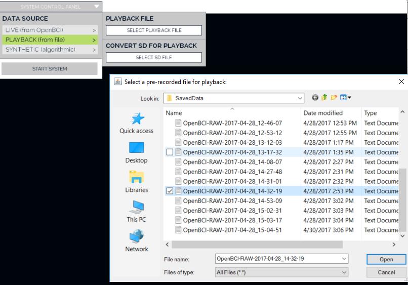 OpenBCI and MyoWare Robot Control - | Mbed