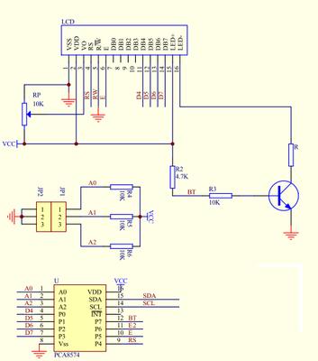 _scaled_lcd1602_i2c_sch textlcd enhanced mbed OLED vs LED at nearapp.co