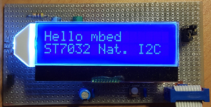 TextLCD Enhanced | Mbed