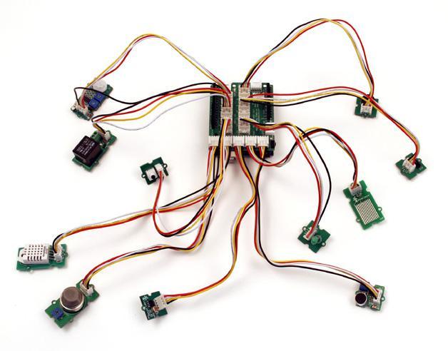 arduino 24c16 EEProm chip interfaced to an arduino